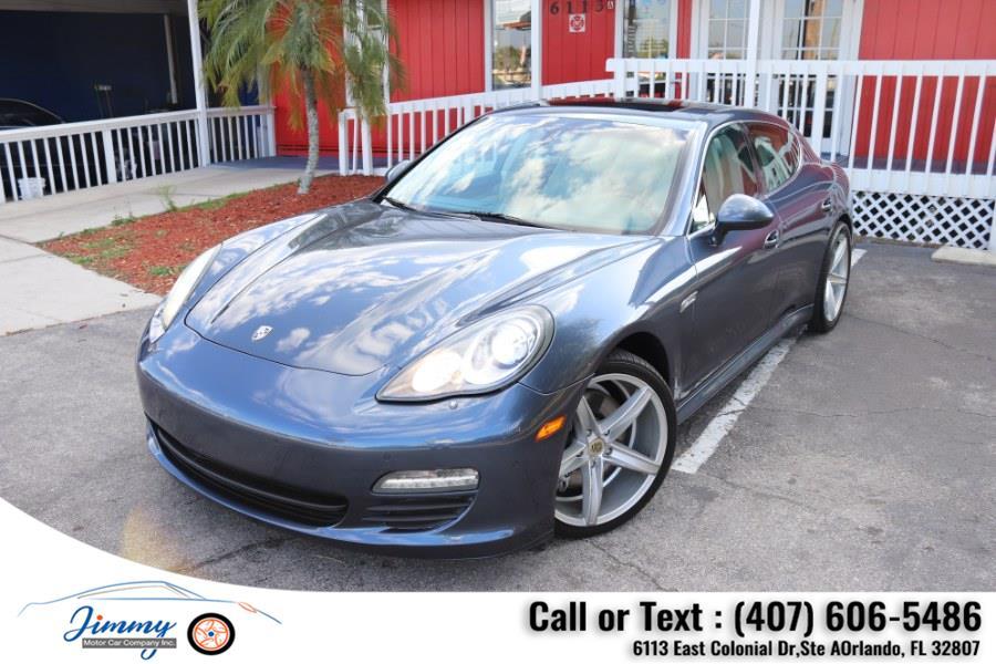 Used Porsche Panamera 4dr HB S 2011   Jimmy Motor Car Company Inc. Orlando, Florida