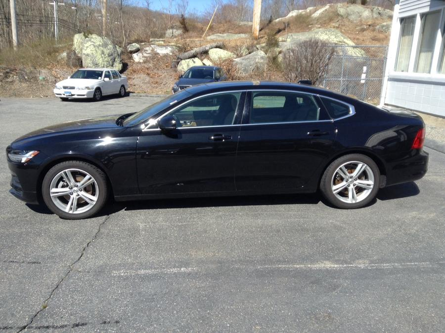 Used Volvo S90 T5 AWD Momentum 2018 | Eurocars Plus. Groton, Connecticut