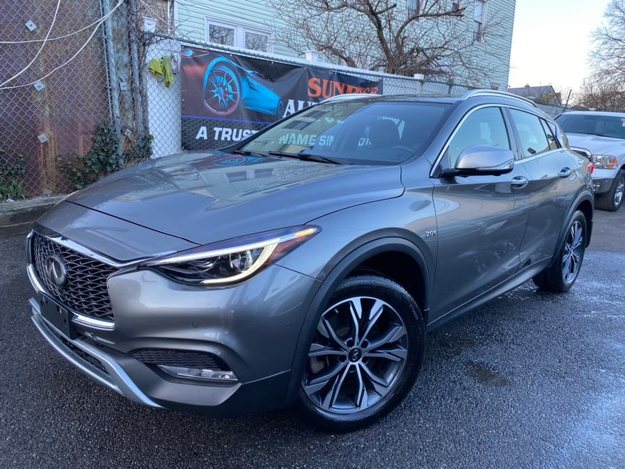 Used 2017 INFINITI QX30 in Jamaica, New York | Sunrise Autoland. Jamaica, New York