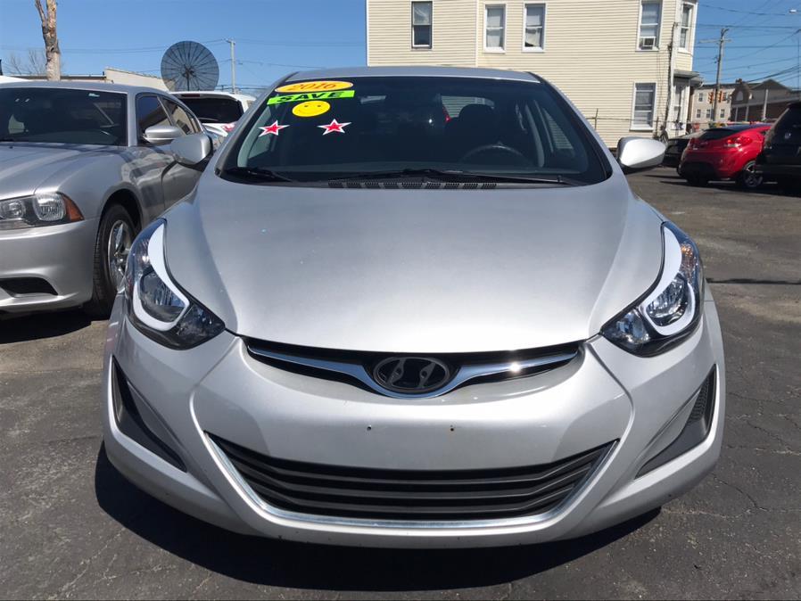 Used Hyundai Elantra value 2016   Affordable Motors Inc. Bridgeport, Connecticut