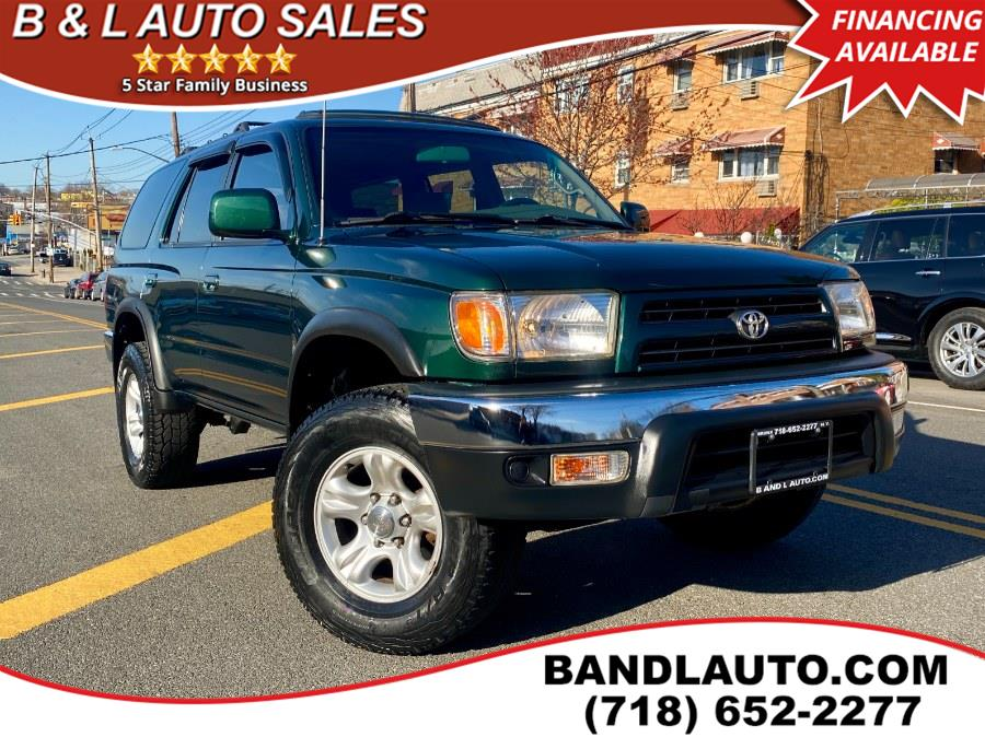 Used 1999 Toyota 4Runner in Bronx, New York | B & L Auto Sales LLC. Bronx, New York