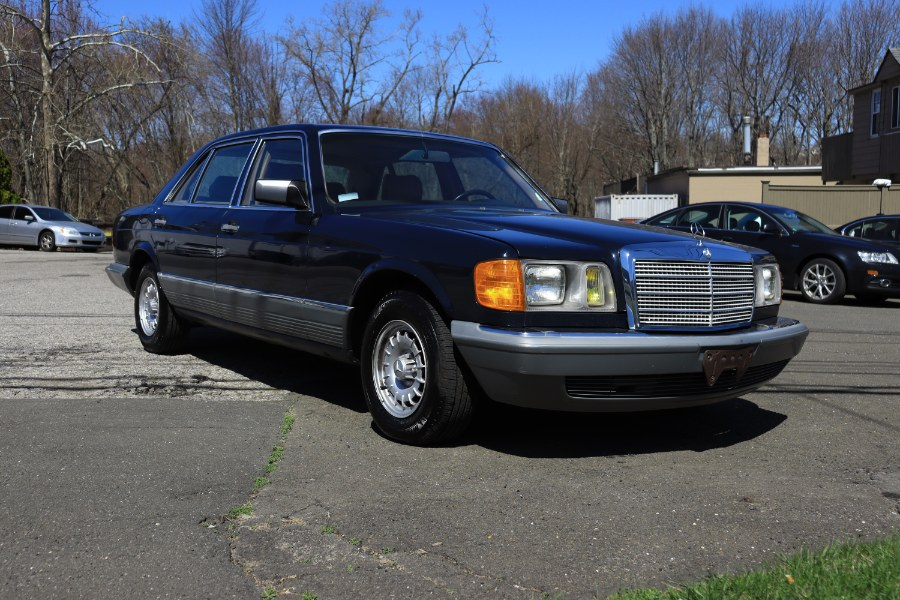 Used 1985 Mercedes-Benz 500 Series in Danbury, Connecticut | Performance Imports. Danbury, Connecticut