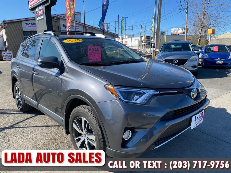 Used 2018 Toyota RAV4 in Bridgeport, Connecticut | Lada Auto Sales. Bridgeport, Connecticut