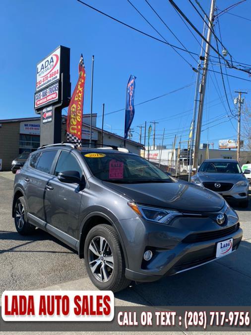 Used Toyota RAV4 XLE AWD (Natl) 2018   Lada Auto Sales. Bridgeport, Connecticut