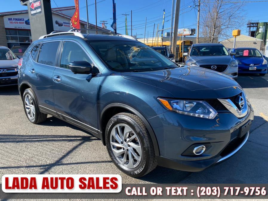 Used Nissan Rogue AWD 4dr SL 2014 | Lada Auto Sales. Bridgeport, Connecticut