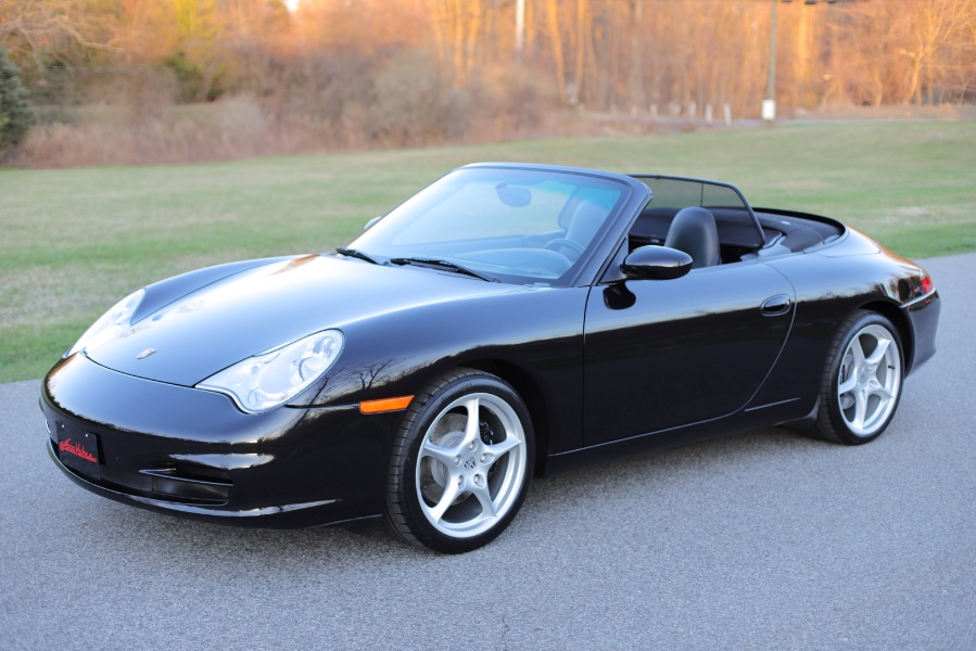 Used 2002 Porsche 911 Carrera in North Salem, New York | Meccanic Shop North Inc. North Salem, New York