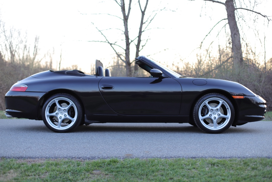 Used Porsche 911 Carrera 2dr Carrera Cabriolet 6-Spd Manual 2002 | Meccanic Shop North Inc. North Salem, New York