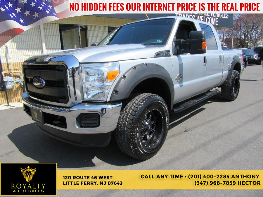 Used 2016 Ford Super Duty F-250 SRW in Little Ferry, New Jersey | Royalty Auto Sales. Little Ferry, New Jersey