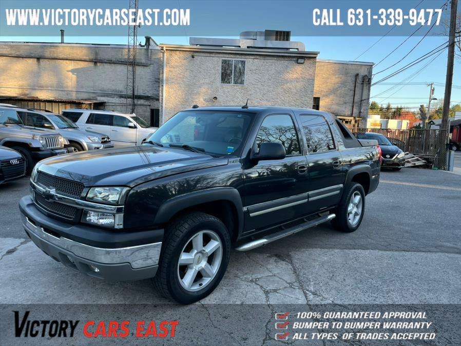 """Used Chevrolet Avalanche 1500 5dr Crew Cab 130"""" WB 4WD Z71 2004 