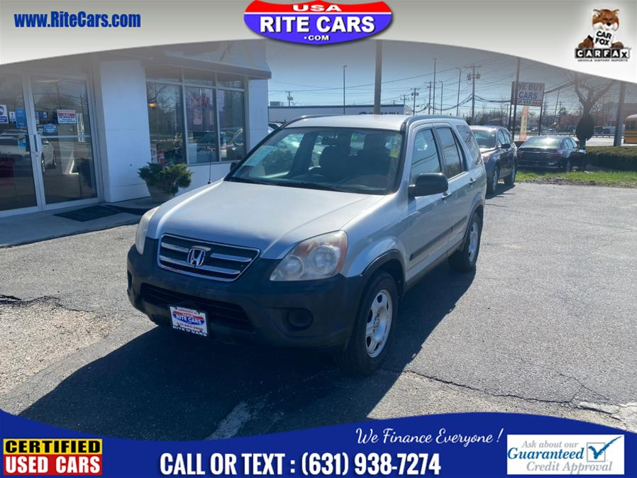 Used 2005 Honda CR-V in Lindenhurst, New York | Rite Cars, Inc. Lindenhurst, New York