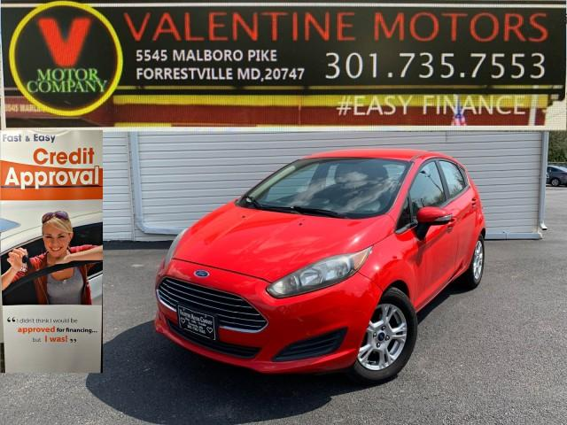 Used 2015 Ford Fiesta in Forestville, Maryland | Valentine Motor Company. Forestville, Maryland