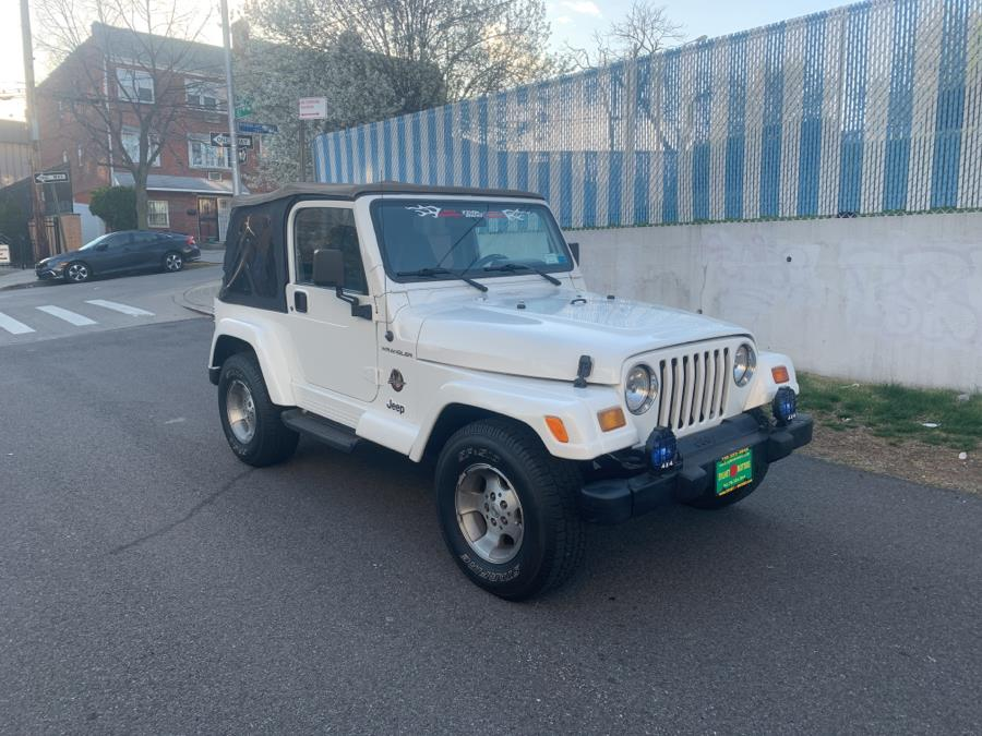 Used 1999 Jeep Wrangler in Jamaica, New York | Sylhet Motors Inc.. Jamaica, New York