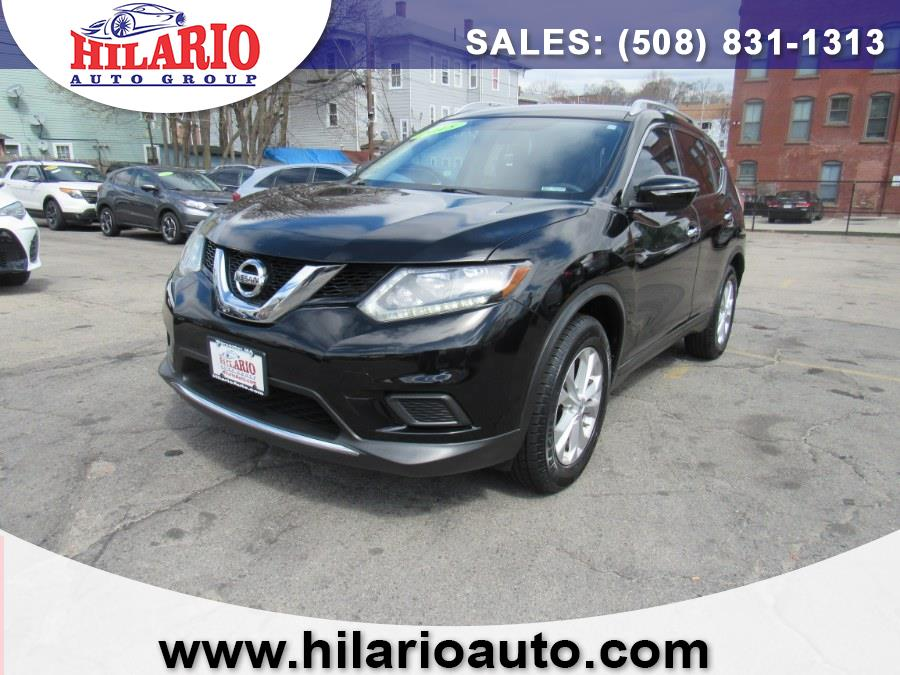 Used Nissan Rogue SV 2015 | Hilario's Auto Sales Inc.. Worcester, Massachusetts