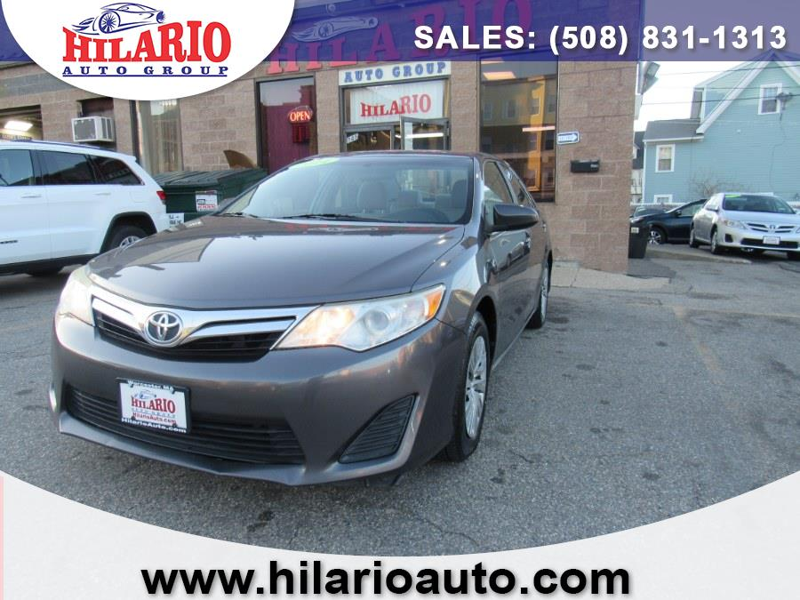 Used 2014 Toyota Camry in Worcester, Massachusetts | Hilario's Auto Sales Inc.. Worcester, Massachusetts