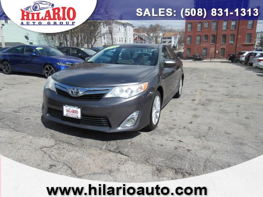 Used 2012 Toyota Camry in Worcester, Massachusetts | Hilario's Auto Sales Inc.. Worcester, Massachusetts