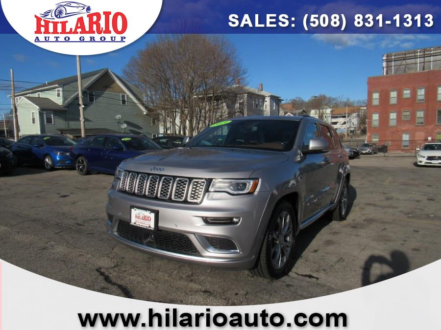 Used 2019 Jeep Grand Cherokee in Worcester, Massachusetts | Hilario's Auto Sales Inc.. Worcester, Massachusetts
