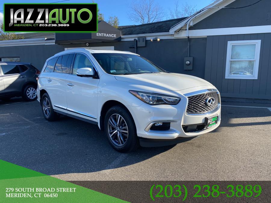 Used 2016 INFINITI QX60 in Meriden, Connecticut | Jazzi Auto Sales LLC. Meriden, Connecticut