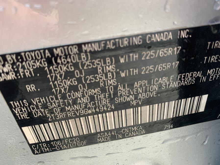 Used Toyota RAV4 AWD 4dr XLE (Natl) 2016 | Danny's Auto Sales. Methuen, Massachusetts