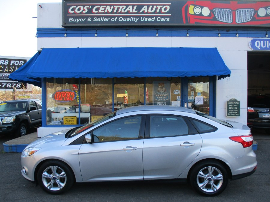 Used 2013 Ford Focus in Meriden, Connecticut | Cos Central Auto. Meriden, Connecticut