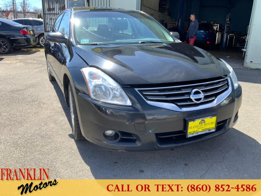 Used 2012 Nissan Altima in Hartford, Connecticut | Franklin Motors Auto Sales LLC. Hartford, Connecticut