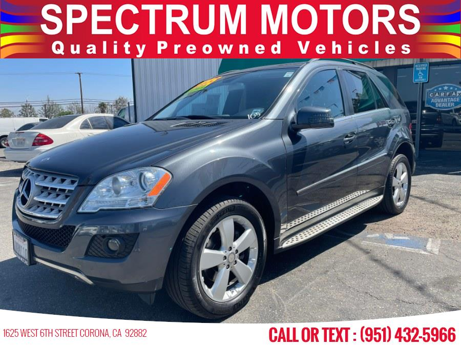 Used 2011 Mercedes-Benz M-Class in Corona, California | Spectrum Motors. Corona, California