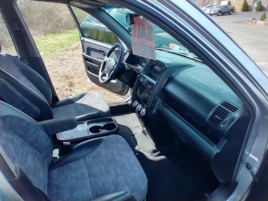 Used Honda CR-V 4WD LX Auto 2003 | Wholesale Motorcars LLC. Newington, Connecticut