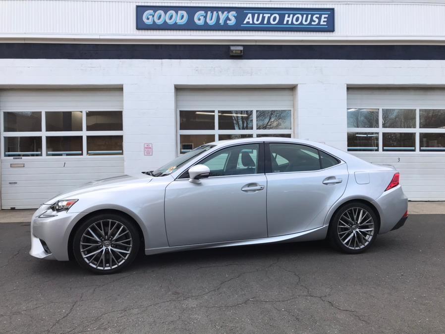 Used 2016 Lexus IS 300 in Southington, Connecticut | Good Guys Auto House. Southington, Connecticut