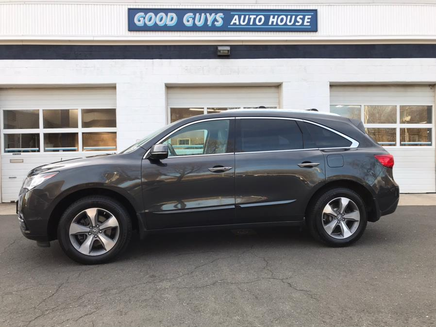 Used 2014 Acura MDX in Southington, Connecticut | Good Guys Auto House. Southington, Connecticut