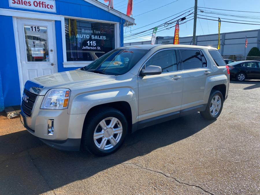 Used GMC Terrain AWD 4dr SLE w/SLE-1 2014 | Harbor View Auto Sales LLC. Stamford, Connecticut