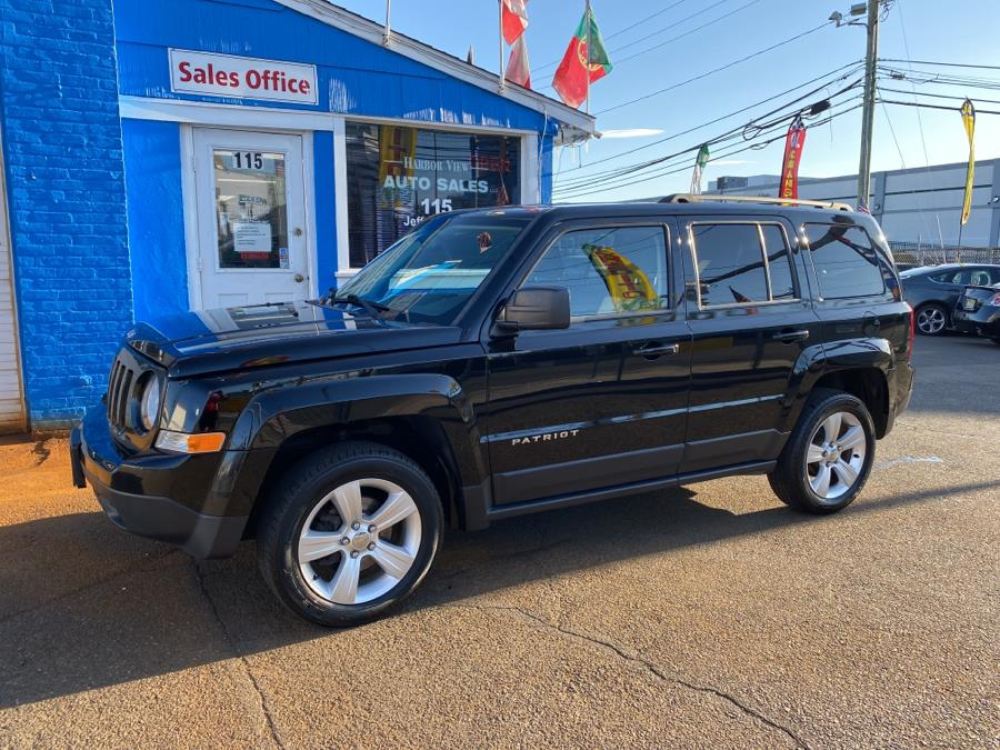 Used Jeep Patriot 4WD 4dr Latitude 2015 | Harbor View Auto Sales LLC. Stamford, Connecticut