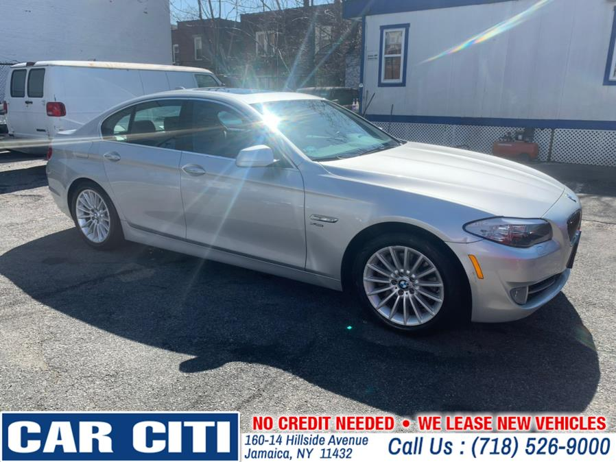 Used BMW 5 Series 4dr Sdn 535i xDrive AWD 2011 | Car Citi. Jamaica, New York