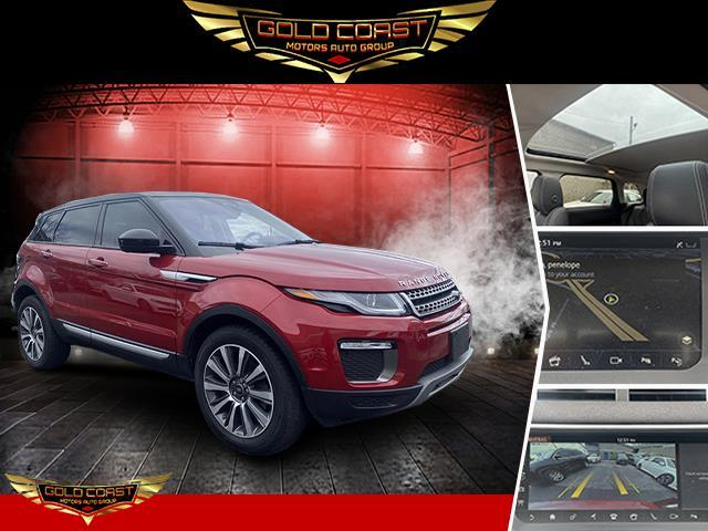 Used Land Rover Range Rover Evoque 5 Door HSE 2017 | Sunrise Auto Outlet. Amityville, New York