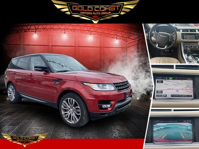 Used Land Rover Range Rover Sport 4WD 4dr Supercharged 2014 | Sunrise Auto Outlet. Amityville, New York