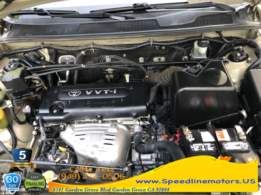 Used Toyota Highlander 4dr 4-Cyl (Natl) 2002 | Speedline Motors. Garden Grove, California