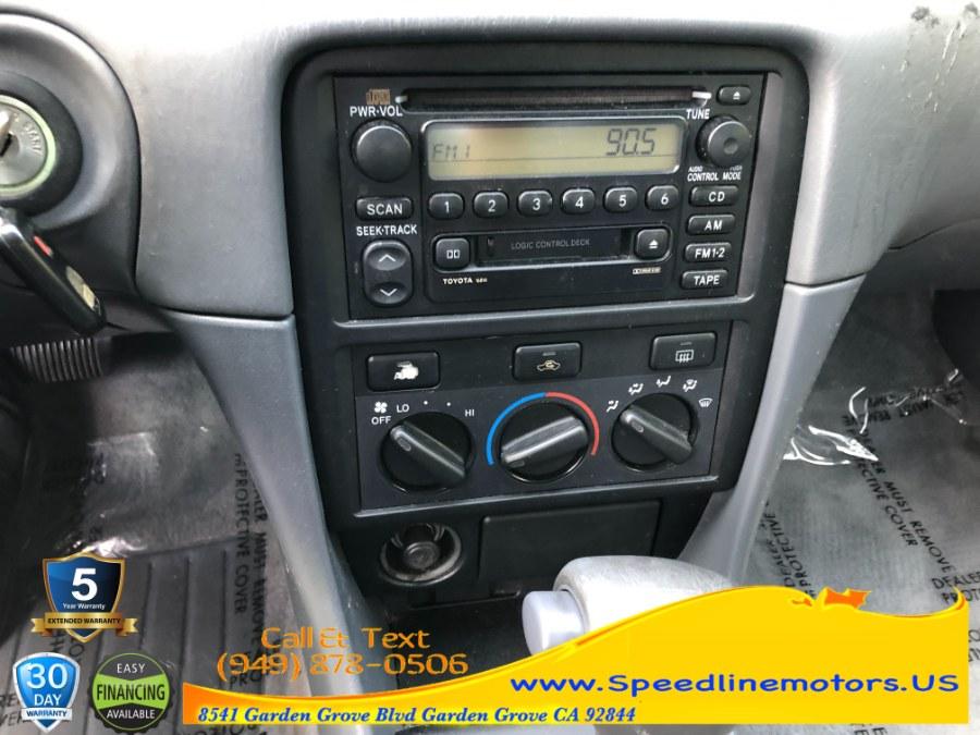 Used Toyota Camry 4dr Sdn CE Auto (Natl) 2001 | Speedline Motors. Garden Grove, California