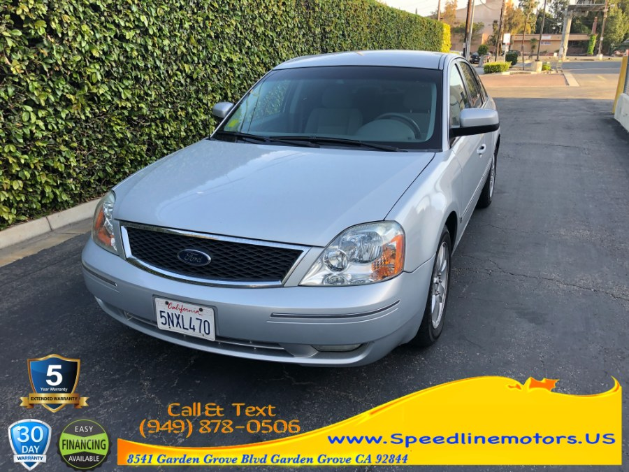 Used 2005 Ford Five Hundred in Garden Grove, California | Speedline Motors. Garden Grove, California