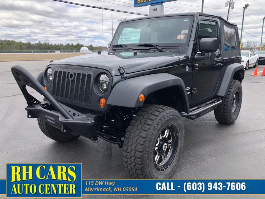 Used 2012 Jeep Wrangler in Merrimack, New Hampshire | RH Cars LLC. Merrimack, New Hampshire