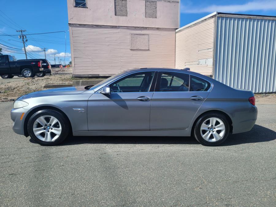 Used BMW 5 Series 4dr Sdn 528i xDrive AWD 2012 | Capital Lease and Finance. Brockton, Massachusetts