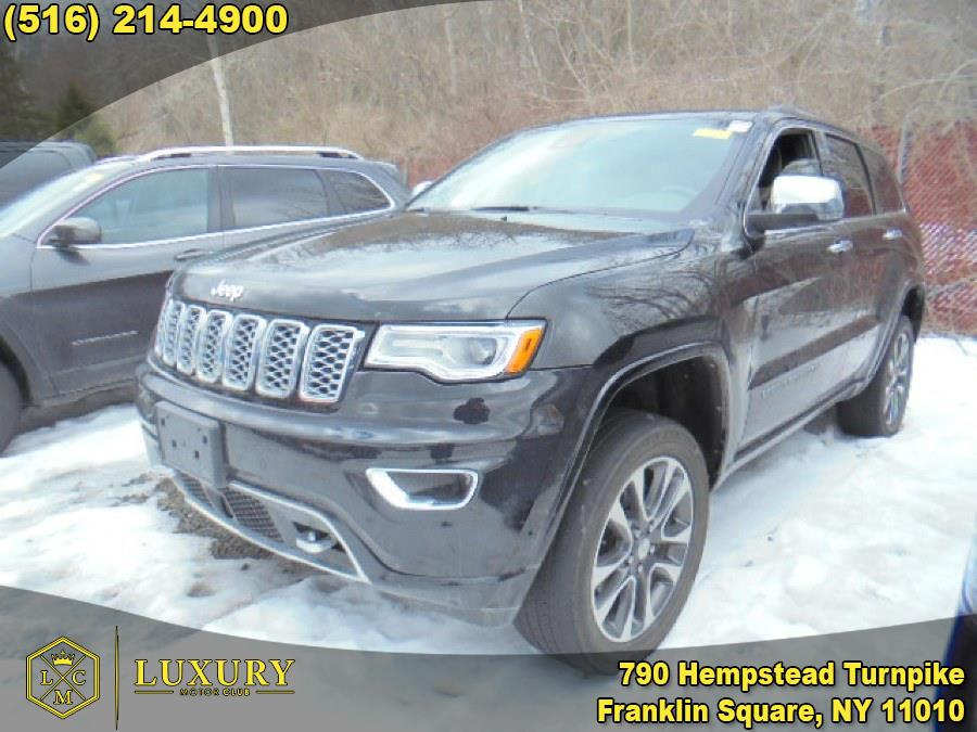 Used 2017 Jeep Grand Cherokee in Franklin Square, New York | Luxury Motor Club. Franklin Square, New York