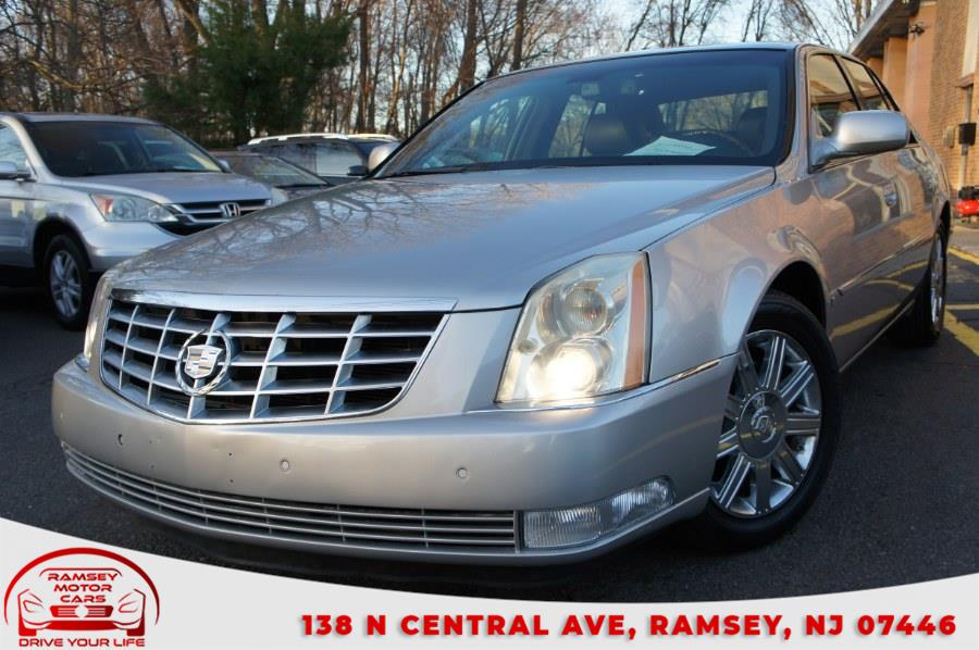 Used 2006 Cadillac DTS in Ramsey, New Jersey | Ramsey Motor Cars Inc. Ramsey, New Jersey