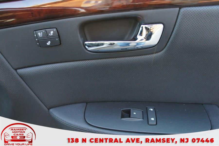 Used Cadillac DTS 4dr Sdn w/1SC 2006 | Ramsey Motor Cars Inc. Ramsey, New Jersey