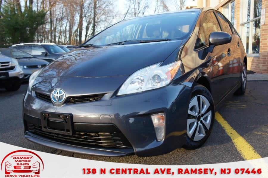 Used Toyota Prius 5dr HB Two (Natl) 2015 | Ramsey Motor Cars Inc. Ramsey, New Jersey