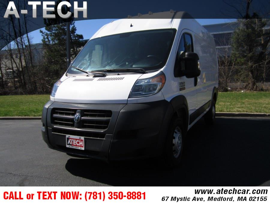 "2017 Ram ProMaster Cargo Van 1500 High Roof 136"" WB, available for sale in Medford, MA"