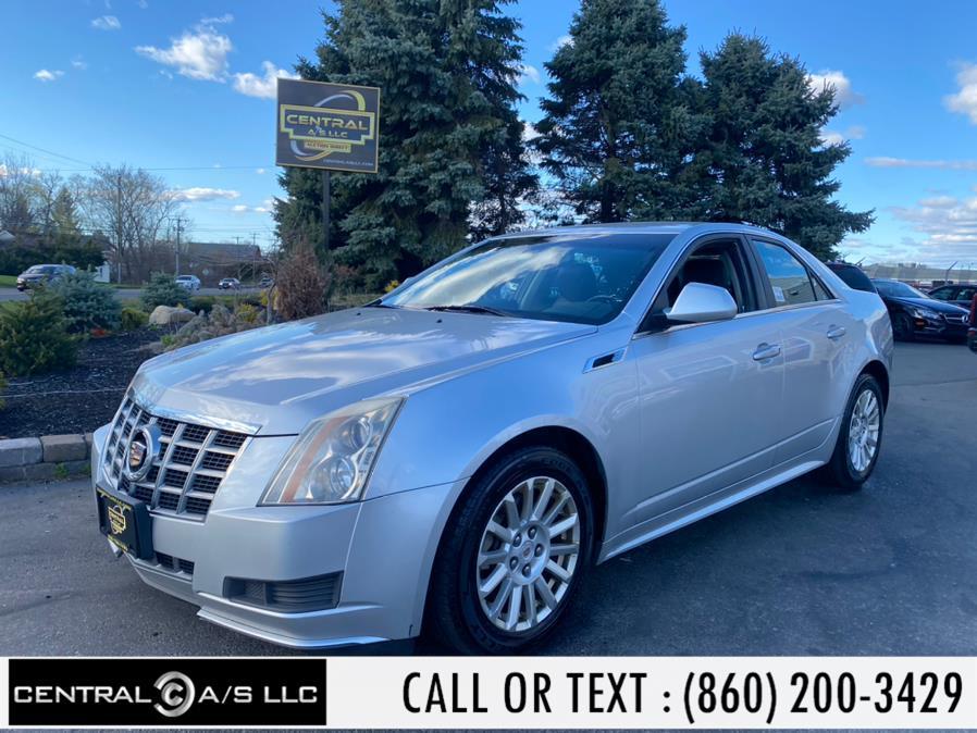 Used Cadillac CTS Sedan 4dr Sdn 3.0L Luxury AWD 2013 | Central A/S LLC. East Windsor, Connecticut