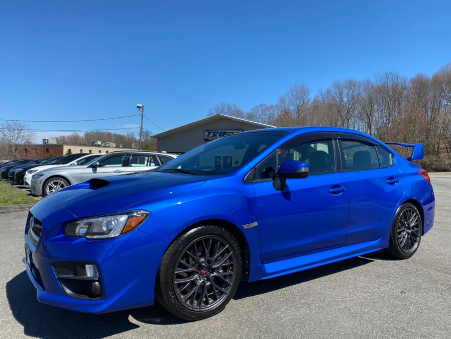 Used 2015 Subaru WRX STI in Berlin, Connecticut | Tru Auto Mall. Berlin, Connecticut