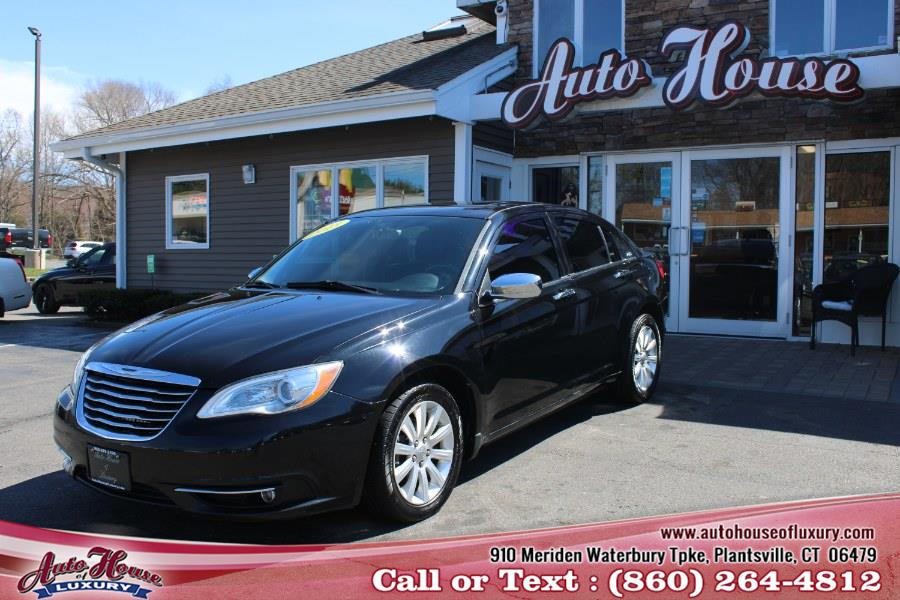 Used 2013 Chrysler 200 in Plantsville, Connecticut | Auto House of Luxury. Plantsville, Connecticut