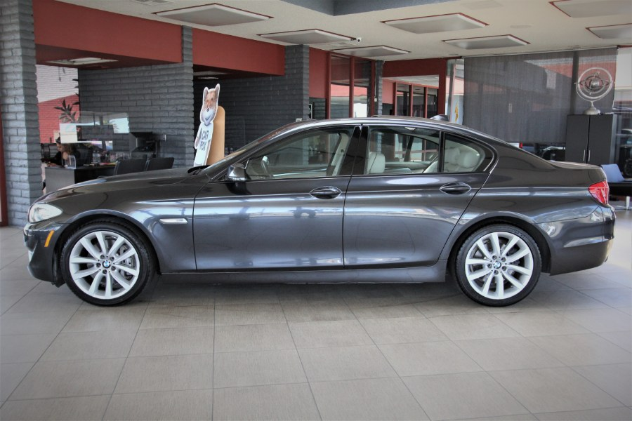 Used BMW 5 Series 4dr Sdn 535i RWD 2011 | 1 Stop Auto Mart Inc.. Garden Grove, California