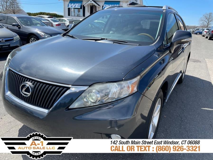 Used Lexus RX 350 AWD 4dr 2010 | A1 Auto Sale LLC. East Windsor, Connecticut