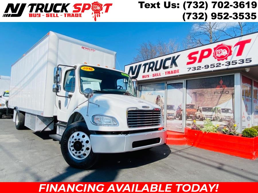 Used 2016 FREIGHTLINER M2 in South Amboy, New Jersey | NJ Truck Spot. South Amboy, New Jersey