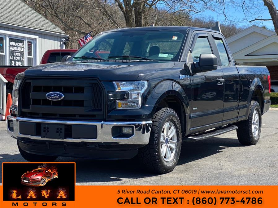 Used 2015 Ford F-150 in Canton, Connecticut | Lava Motors. Canton, Connecticut